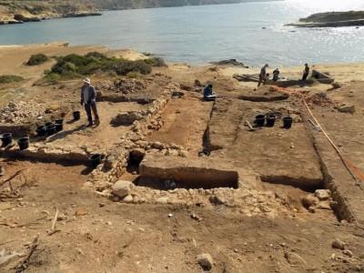 Αρχαιολόγοι στην Κύπρο ίσως ανακάλυψαν ένα από το καλύτερα διατηρημένα αρχαία λιμάνια της Μεσογείου
