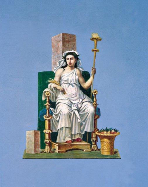 Ο «διακοσμητής» του Μεγάρου Σλήμαν