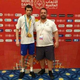 SOS KIDS ΛΑΜΨΗ Abu Dhabi 2019 Άρσης Βαρών - Powerlifting kyriakos kolettis