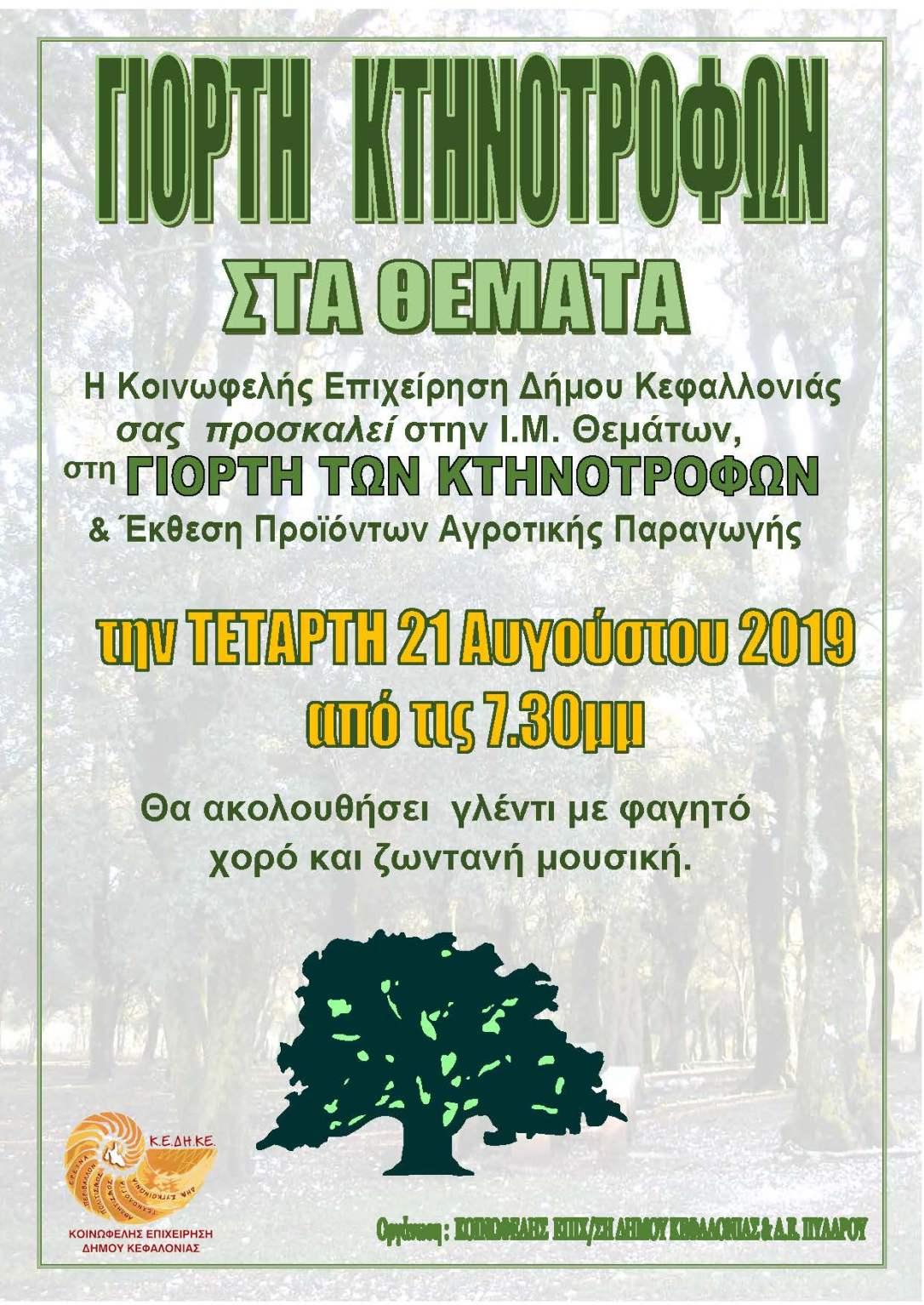 ΘΕΜΑΤΑ 2019